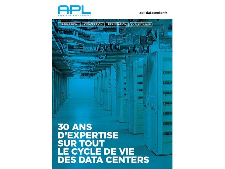 Création du flyer corporate APL
