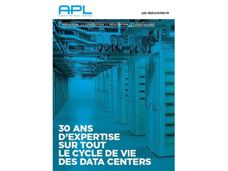 Création du flyer corporate APL
