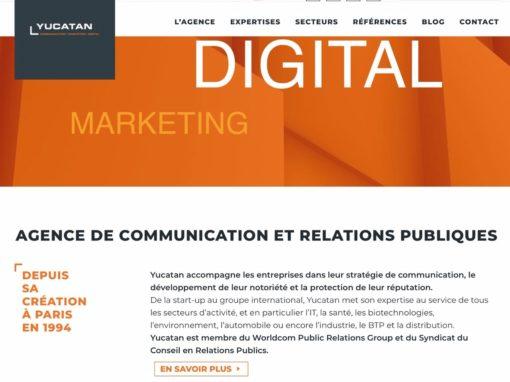 Refonte du site yucatan.fr en vue d'améliorer son référencement naturel