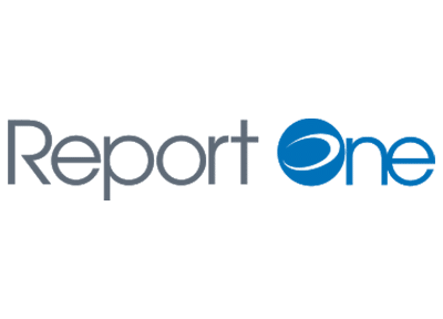 Report One logo